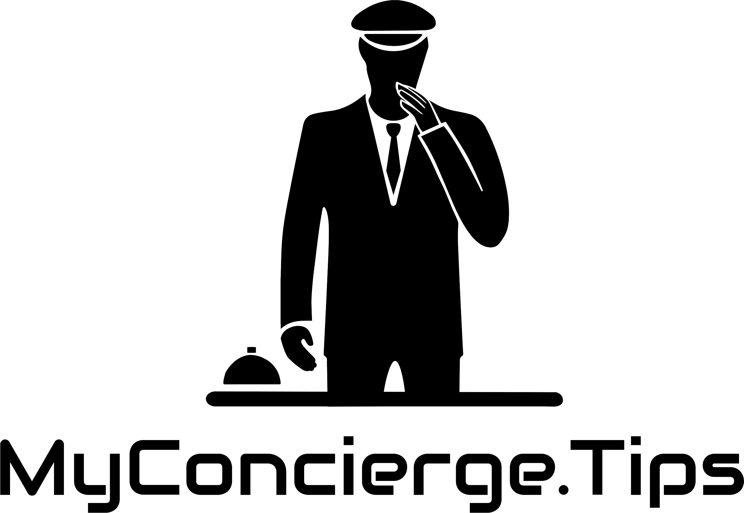 My Concierge Tips Website Logo